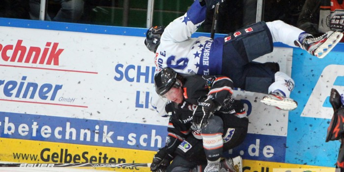 Lwen Frankfurt vs. Kassel Huskies