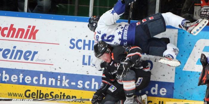 Löwen Frankfurt vs. Kassel Huskies